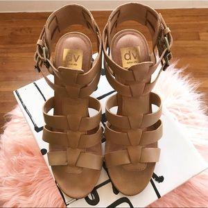 Dolce Vita Pirky Heel Sandals - 9.5